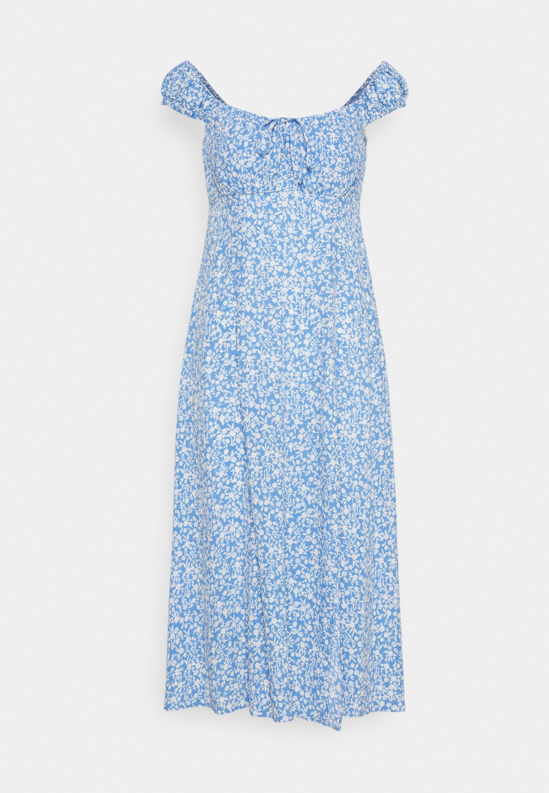 Mujer ELISE MIDI SUN DRESS - Vestido informal