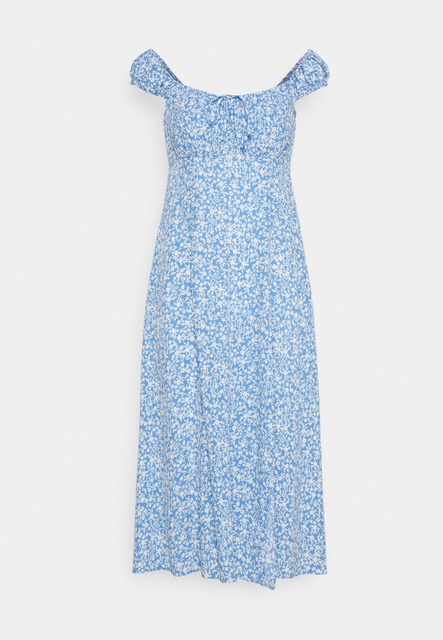 ELISE MIDI SUN DRESS - Denní šaty - olivia ditsy