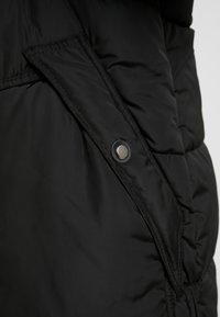 ONLY Carmakoma - CARRHODA WINTER COAT - Winter coat - black - 7
