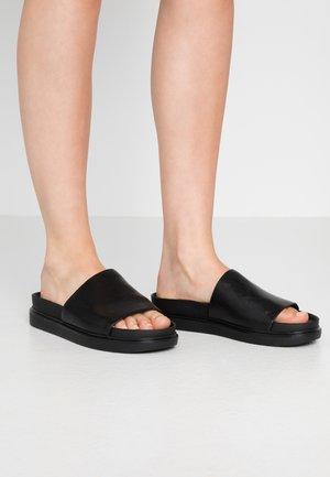 ERIN - Mules - black