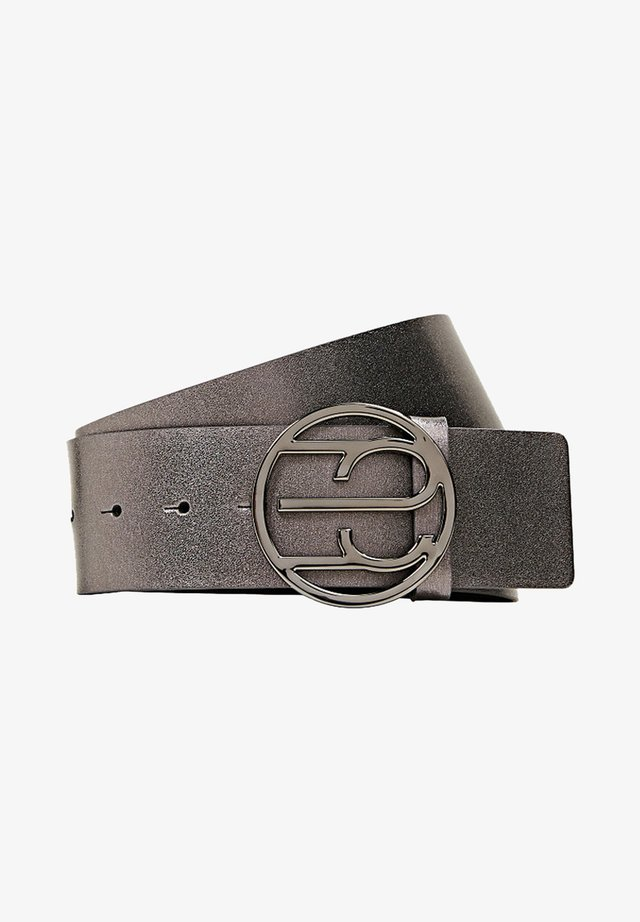 Waist belt - gunmetal