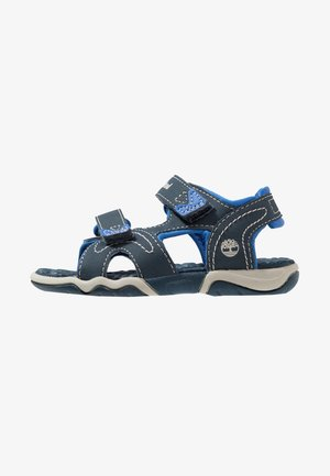 ADVENTURE SEEKER 2 STRAP - Walking sandals - navy