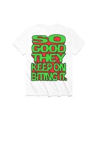 Chinatown Market - Print T-shirt - white - 1