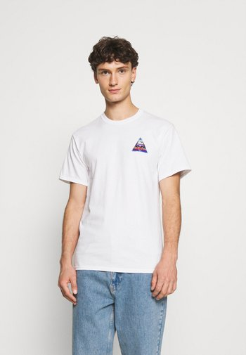 ALTERED STATE TEE - Print T-shirt - white