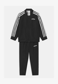 adidas Performance - SET UNISEX - Tracksuit - black/white - 0