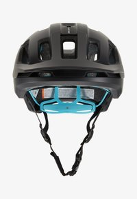 POC - AXION SPIN - Helm - uranium black/kalkopyrit blue matt - 1