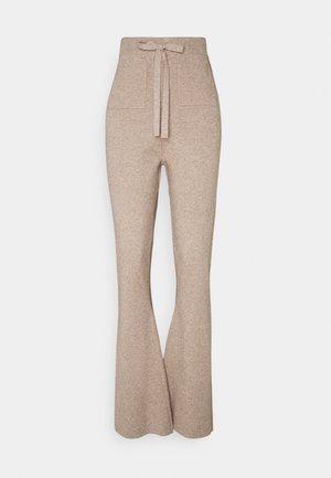 FLAGSTAFF TROUSERS - Trousers - beige