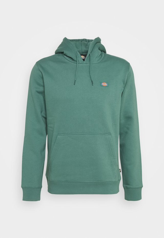OAKPORT HOODIE - Mikina skapucí - lincoln green