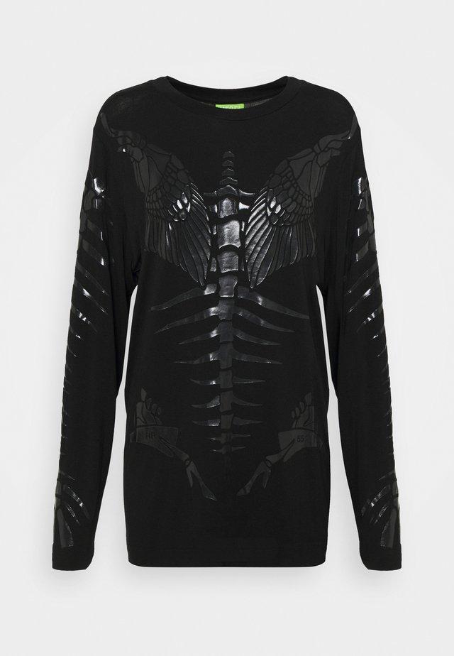 HILARIOUS - Pitkähihainen paita - black