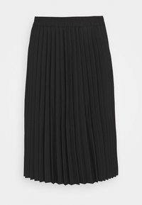 ALEXIS SHORT SKIRT - Spódnica mini - black