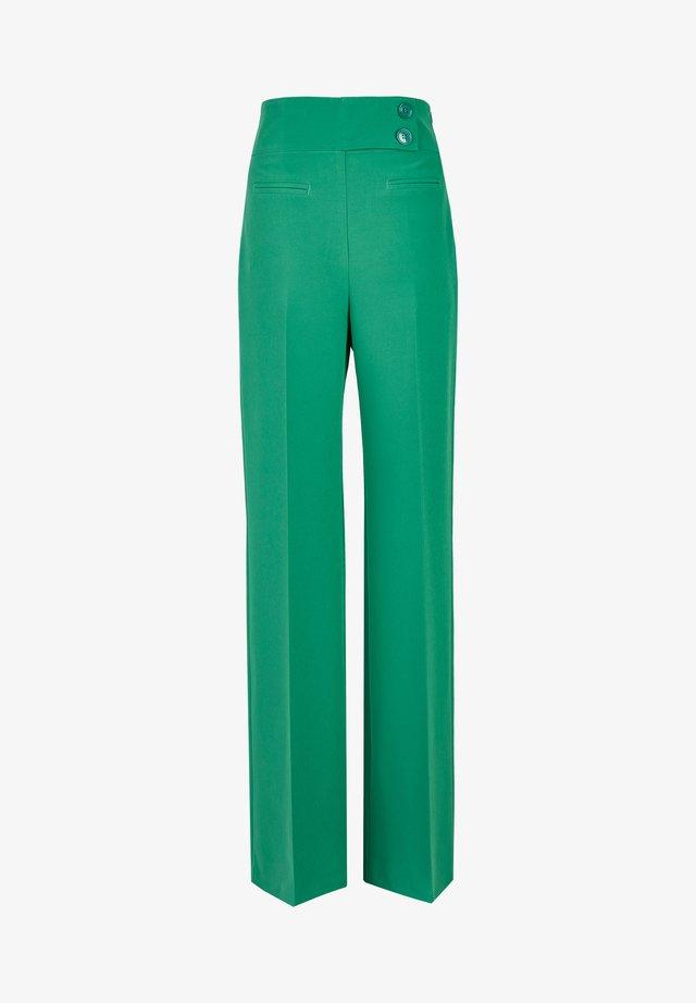 COREANA - Trousers - grã¼n