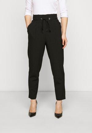 ONLHERO LIFE STRING PANT - Trousers - black
