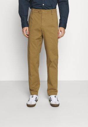 SMART FLEX  - Pantalon classique - ermine