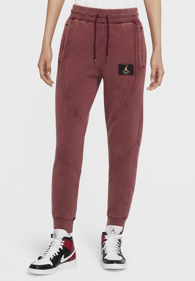 Pantaloni sportivi - bordeaux