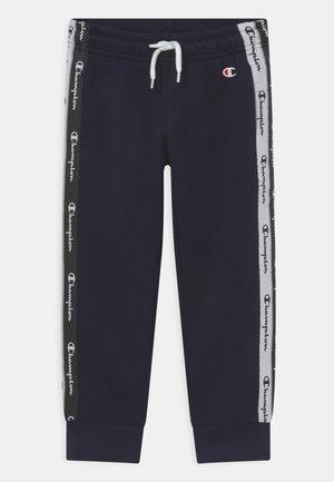 AMERICAN TAPE PANTS UNISEX - Spodnie treningowe - dark blue