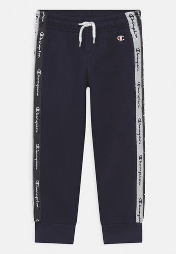 AMERICAN TAPE PANTS UNISEX - Jogginghose - dark blue