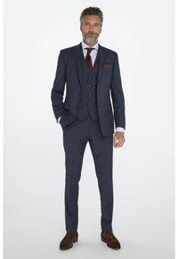 Van Gils - Blazer jacket - blue - 0