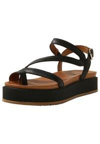 Inuovo - Platform sandals - black blk - 5