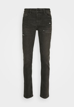 ONSLOOM LIFE SLIM - Slim fit jeans - grey denim