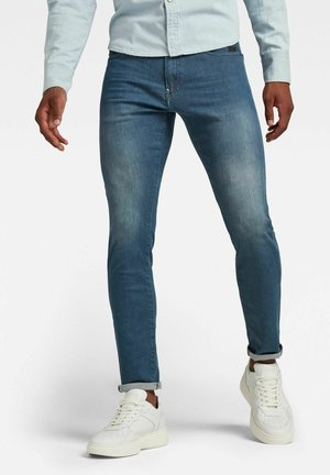 REVEND FWD SKINNY - Jeans Skinny Fit - worn in gravel blue