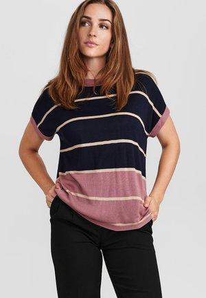 SIMMELIASSA - T-shirt print - dark sapphire