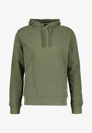MIT KAPUZE - Hoodie - grün