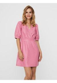 Vero Moda - Day dress - chateau rose - 0