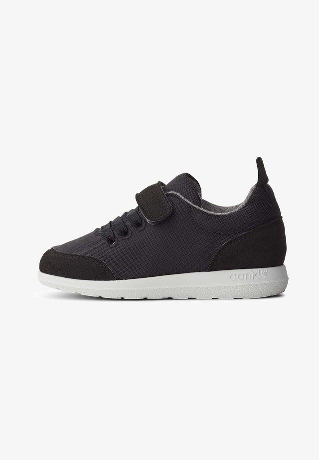 Sneakers - natural black
