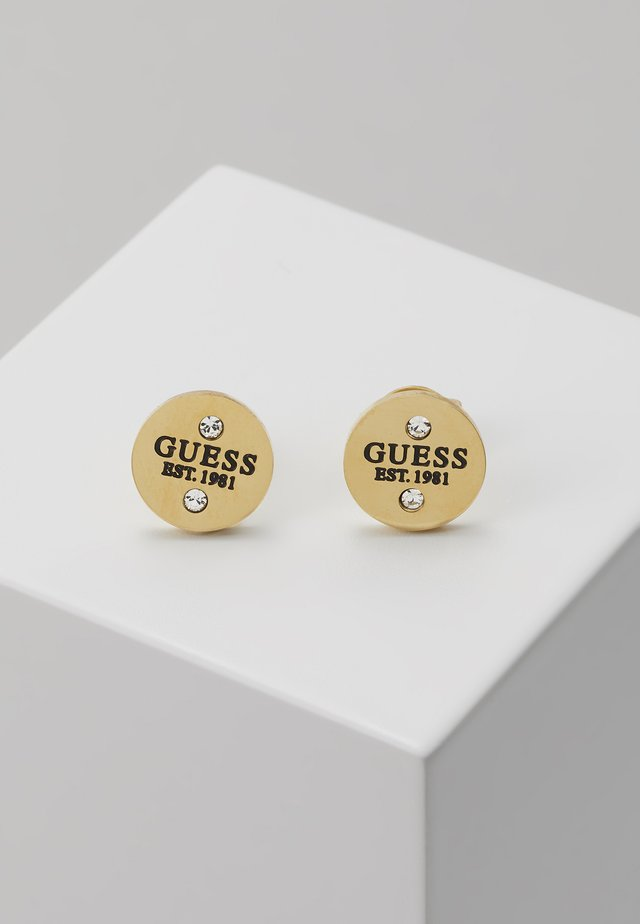 L.A. - Earrings - gold-coloured