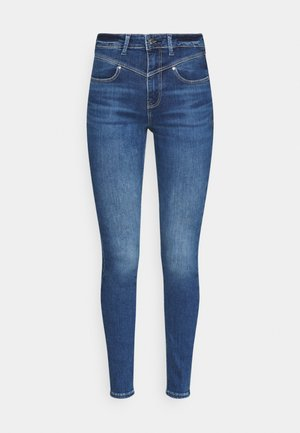 SUPER HIGH YOKE - Jeans Skinny Fit - covent
