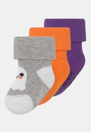 HALLOWEEN BABY 3 PACK UNISEX - Sokken - multi-coloured