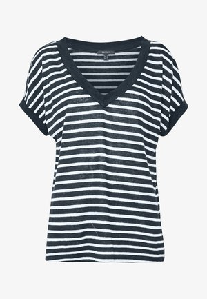 FLW LI  - T-shirt con stampa - navy