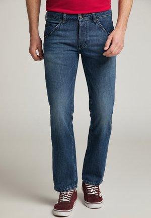 MICHIGAN - Straight leg jeans - blau