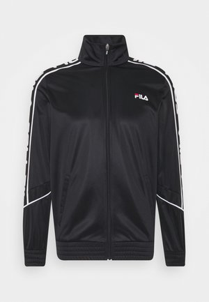 TED TRACK JACKET - Trainingsjacke - black