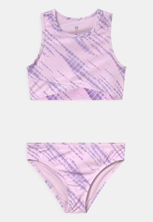 CROSSOVER SET - Bikini - mist