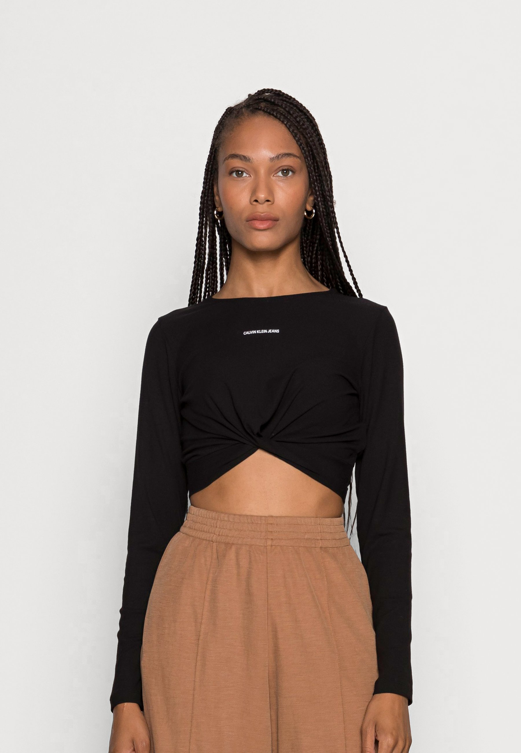 Women CROSSOVER  - Long sleeved top