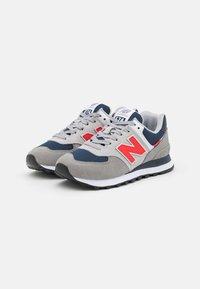 New Balance - 574 UNISEX - Trainers - grey - 1