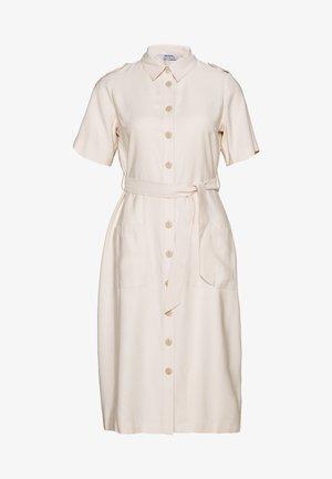 PETITES SHIRT DRESS - Abito a camicia - stone