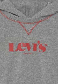 Levi's® - HOODED LOGO GRAPHIC  - Jumpsuit - grey heather - 2