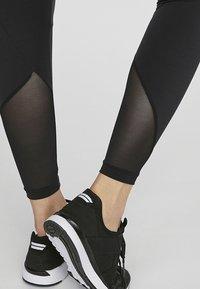 OYSHO - SUPER SCULPT - Leggings - black - 4