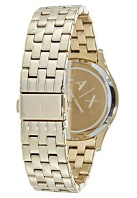 Armani Exchange - Zegarek - gold-coloured - 3