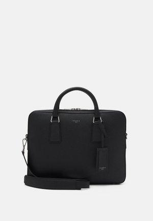 DOWNTOWN SLIM UNISEX - Briefcase - noir