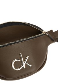 Calvin Klein - Bum bag - slate brown - 4