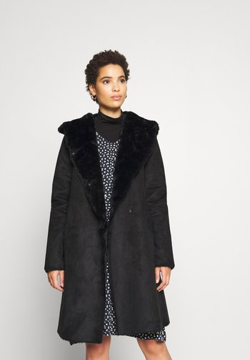 SALABAGUE VESTE - Classic coat - black