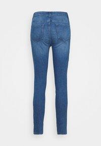 Marks & Spencer London - IVY SKINNY - Jeansy Skinny Fit - blue denim - 7