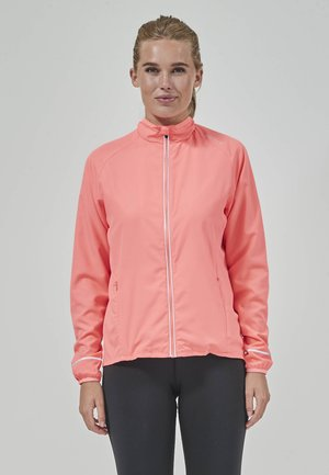 Training jacket - pitaya pink
