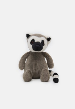 WHISPIT LEMUR - Cuddly toy - grey