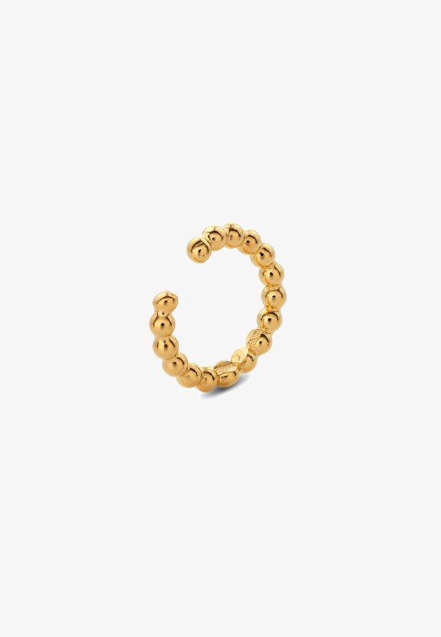 CHAMPAGNE EAR CUFF - Boucles d'oreilles - gold