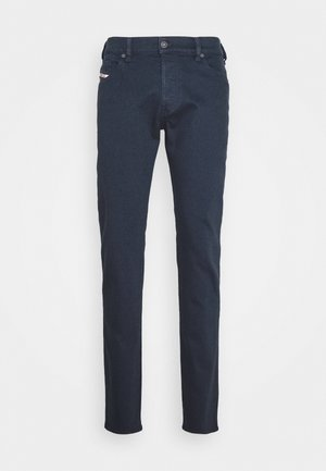 D-YENNOX - Džíny Slim Fit - dark blue