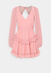 Forever New - JANE SPLICE MINI DRESS - Day dress - dusty blush - 0